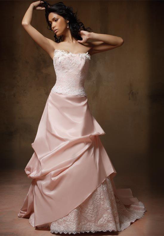 платья. Фото свадебного платья из